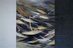 9-Melanconia poetica - 2004 - T.mista su tela  -70x100 cm