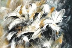 12- Profumo d'energia - 2005 - T. mista su tela - 130x140cm