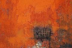 16-Area protetta - 2006- T. mista su tela - 125x95cm