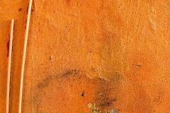 17- Senza titolo - 2006 - T. mista su tavola -30x50cm