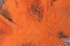 18- Esplosione di calore I- 2006 -t.mista su tela  50x60 cm