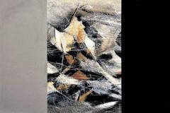 8-Il colore del vento - 2006 -  T. mista su tela -70x100 cm
