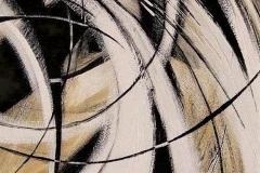 10 -Senza titolo - 2007 - t.mista su tavola - 50x50cm