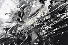 15- Senza Titolo - 2007 - T. mista su tavola - 50x50cm
