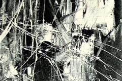 16 -Senza titolo -  2008 - acrilico su tela - 70x100cm