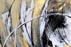 3-Attimi di luce - 2007 -t.mista  su tavola - 90x70 cm