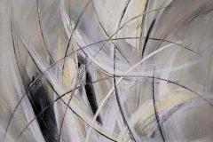 9 -Senza titolo - 2007 -  t.mista su tavola - 70x90cm