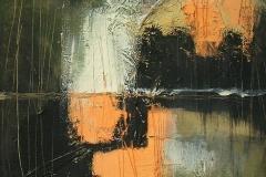 30-Paesaggio - t.mista su tela - 60x120 cm