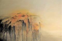 4-Luce e ombre - 2010 - t.mista su tela - 200x180 cm