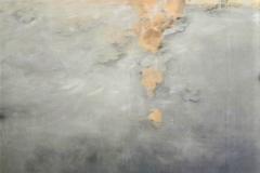 8-2011 tecnica mista su tela - 150x140cm