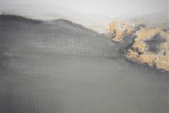 5-Serie degli orizzonti 5 -2012 - acrilico su tela -20x20 cm