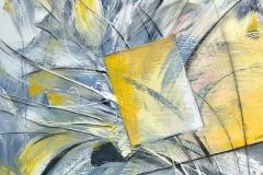 Contrapposti - 2018 - 120x90 cm - Acrilico su tavola