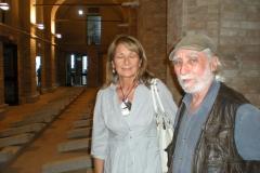 11 -con Richard Nonas - Inaugurazione   53 Biennale di Venezia