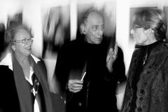 15- con il critico Pier Francesco Listri e Carla Rigato - Firenze 10